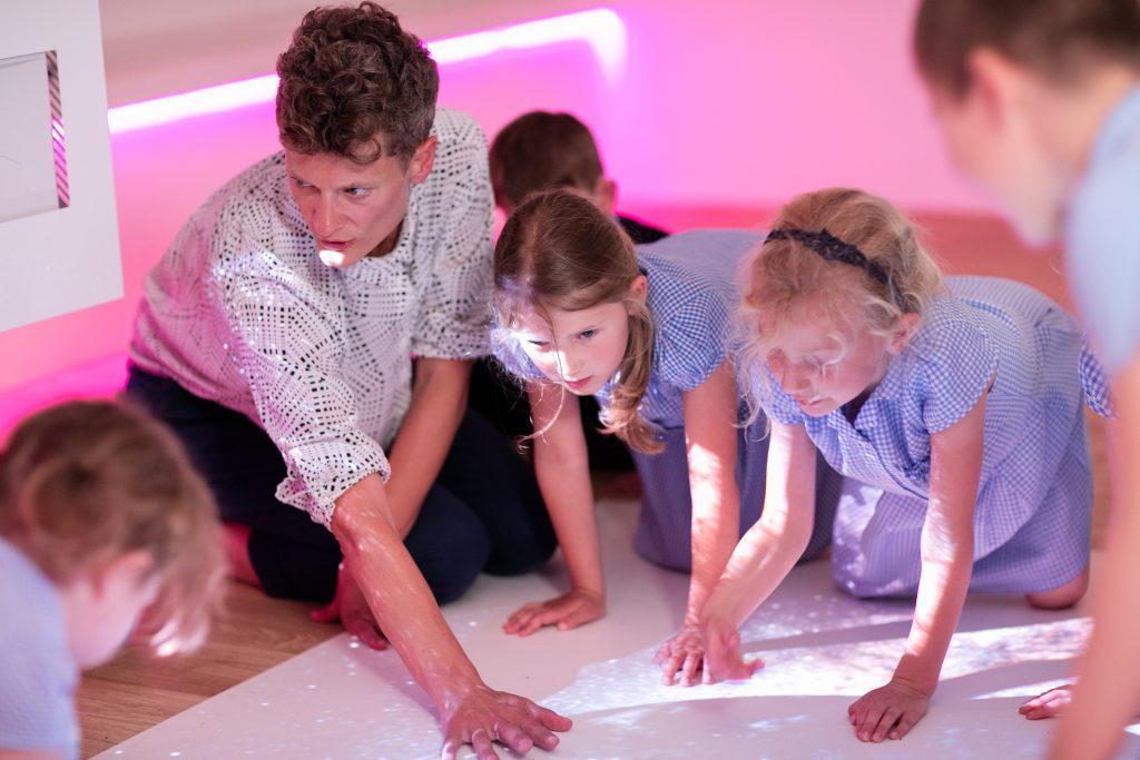 Magic Carpet in Primary School