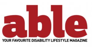 Able Magazine logo