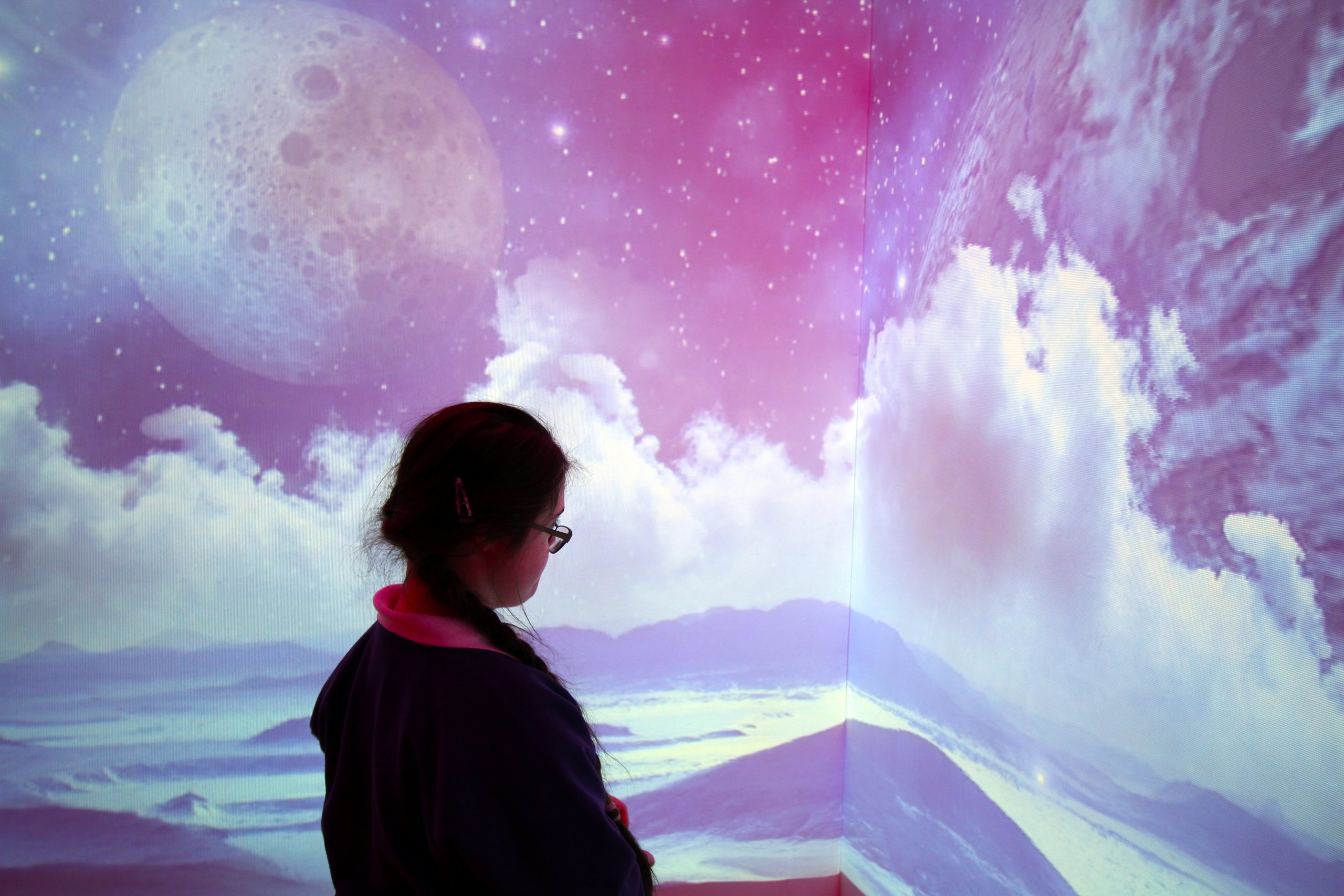 Hazel Court Immersive Corner Sensory Room Design